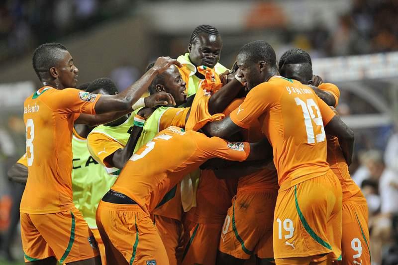 Gervinho dá os primeiros três pontos à Costa do Marfim