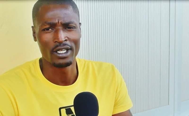 Ganês torce por Cabo Verde