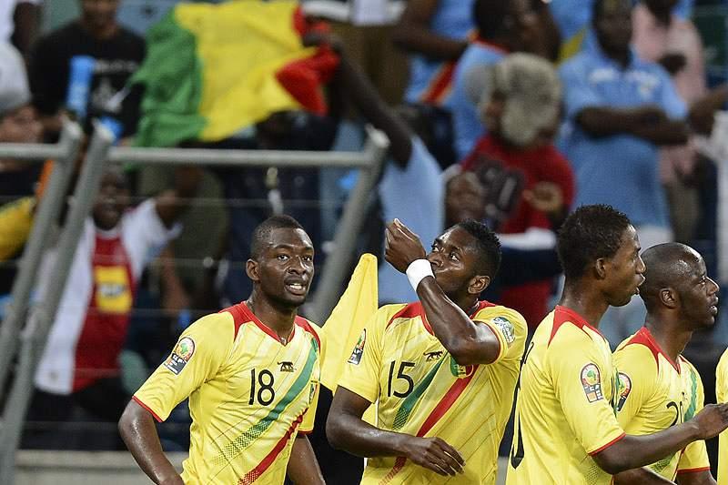 Mali apura-se com empate frente à RD Congo