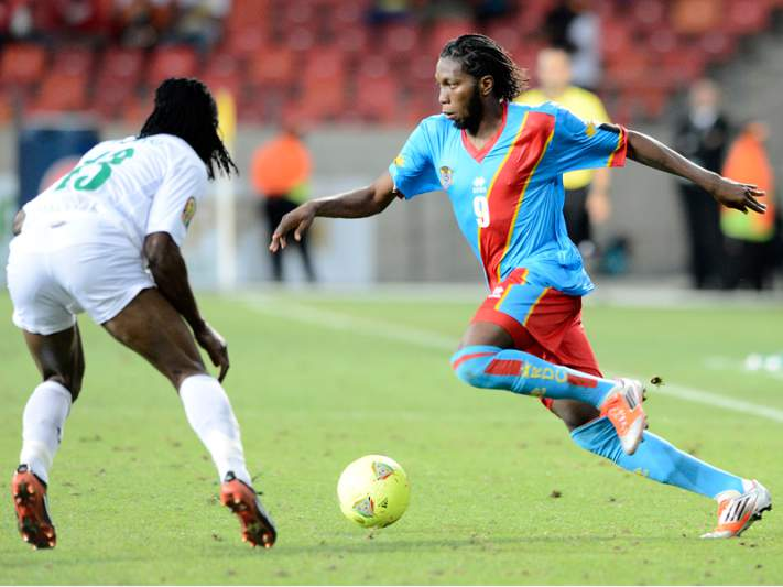 Mbokani, jogo entre RD Congo e Níger