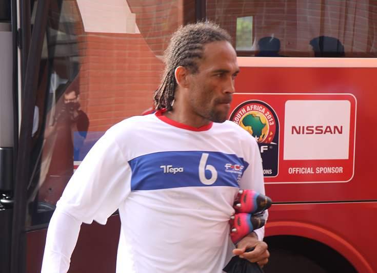 Nando na equipa ideal da 1ª jornada do CAN2013