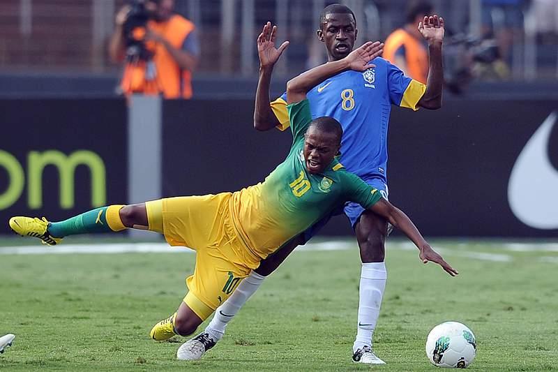 Serero, o Messi da África do Sul