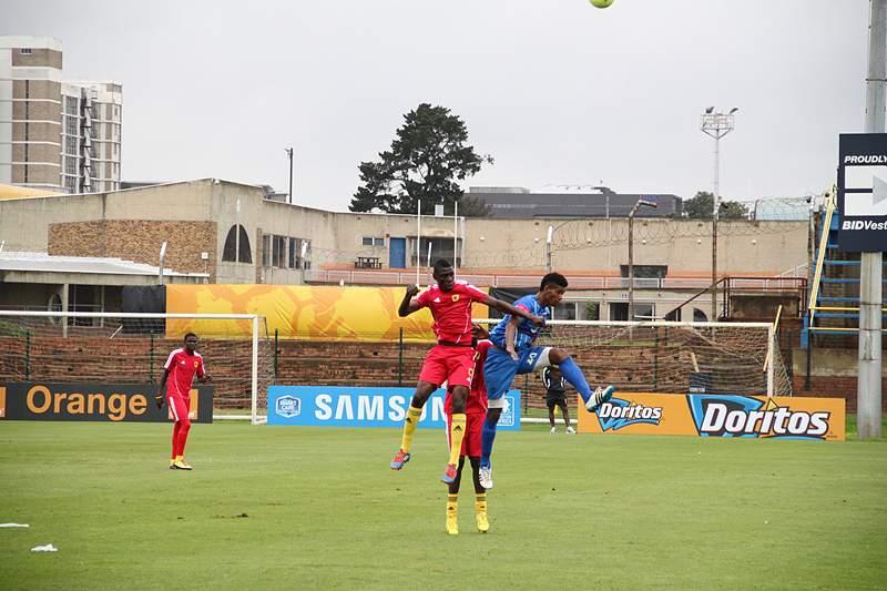 Djalma esteve ausente do treino diante do Vilankulos FC