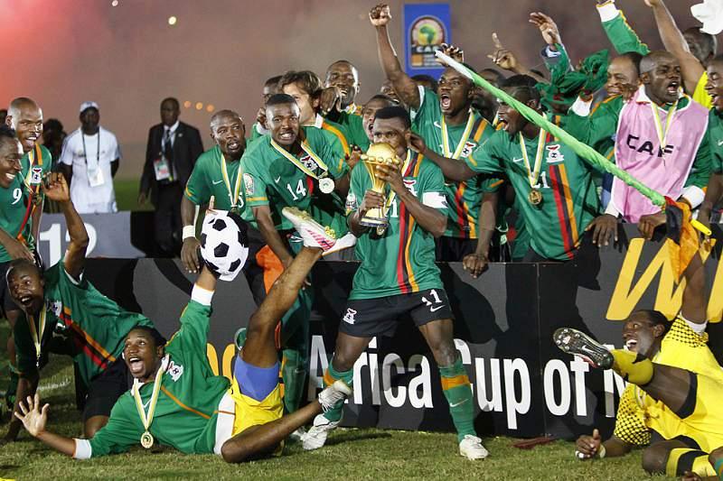 Taça do CAN estará em Luanda na próxima semana