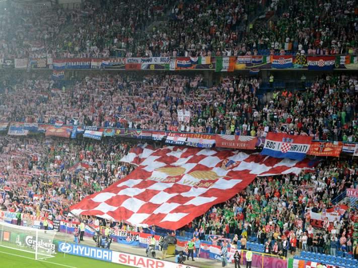 Croácia multada em 25 mil euros