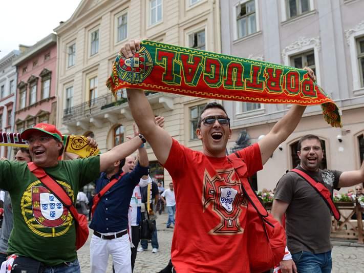 Lviv respira esperança portuguesa