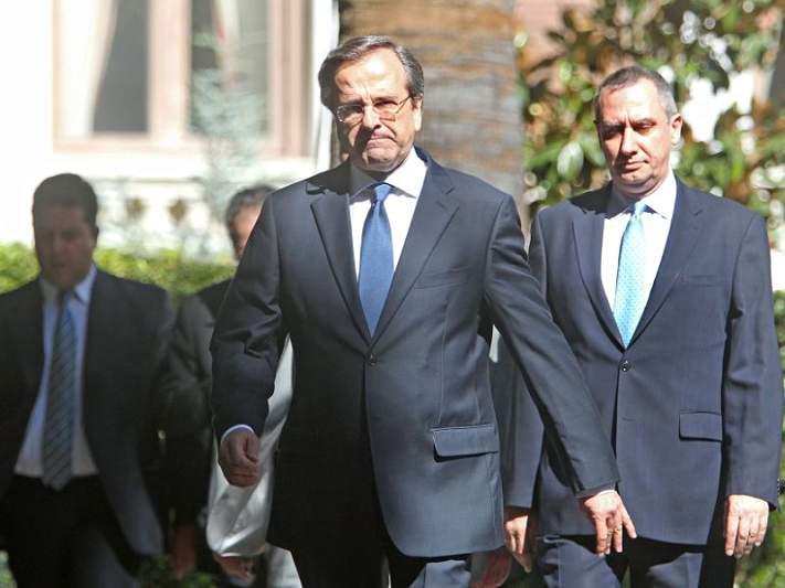 Primeiro-ministro grego falha Alemanha-Grécia