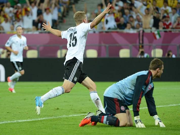 Alemanha faz os mínimos para passar à fase seguinte