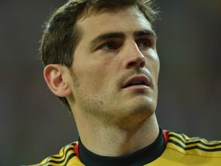 Real ofereceu Casillas ao Arsenal