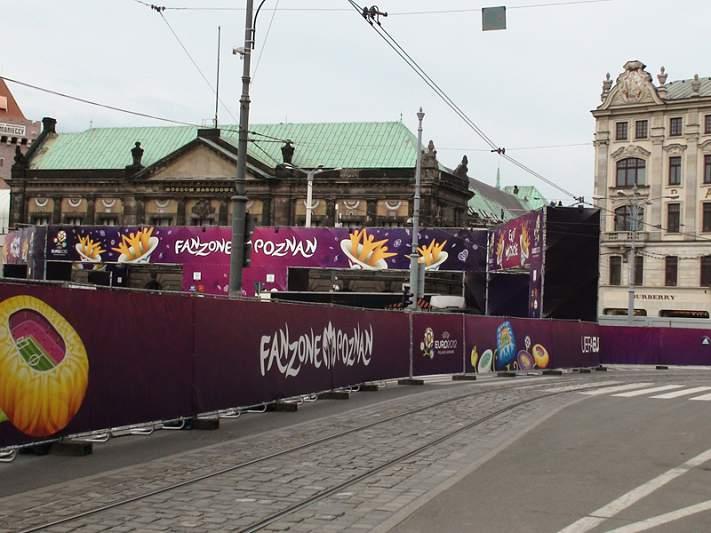 Dois adeptos polacos mortos em Poznan