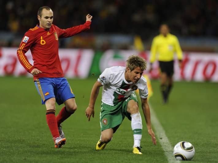 Missa antecipada devido ao Portugal-Espanha