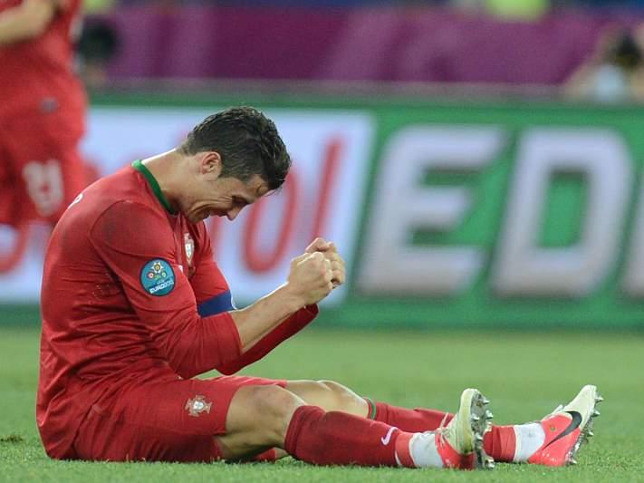 Imprensa internacional rendida a Cristiano Ronaldo