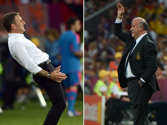Portugal repete seis do Mundial2010, a Espanha mantém sete