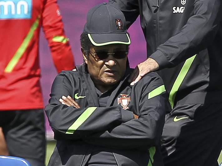 «Eusébio está em condições de ter alta segunda-feira»