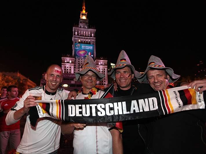 Alemães preferem a Espanha na final