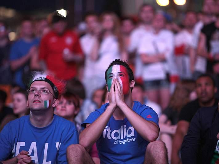 Sofrer italiano em Varsóvia