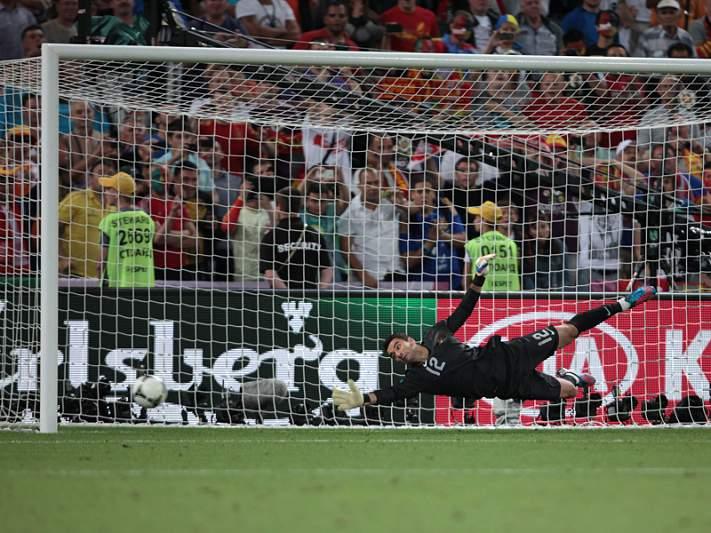 Portugal despede-se do Euro no Donbass Arena