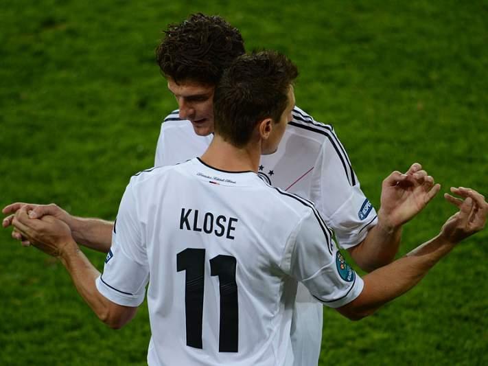 Klose diz que jogo contra Itália vai ser diferente do de 2006