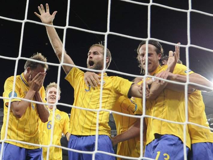 Mellberg eleito o Homem do Jogo pela UEFA