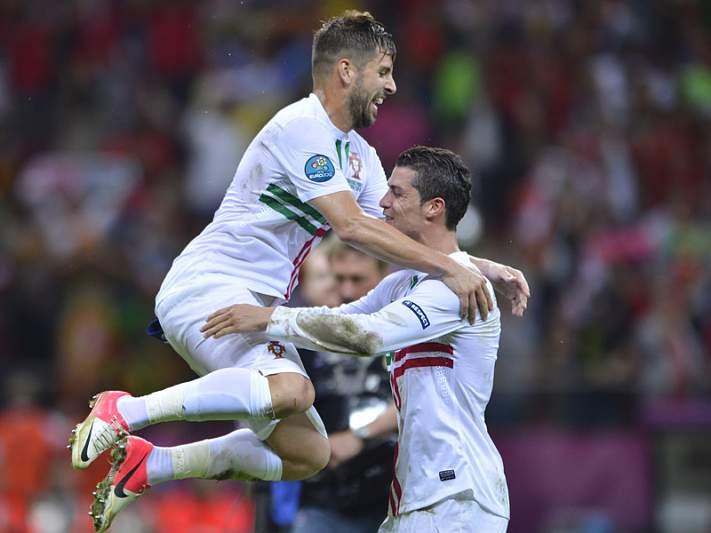 Portugal encerra qualificação em Coimbra