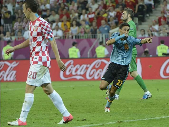 Imprensa alemã destaca sofrimento da Espanha para ganhar com um jogo «frouxo»