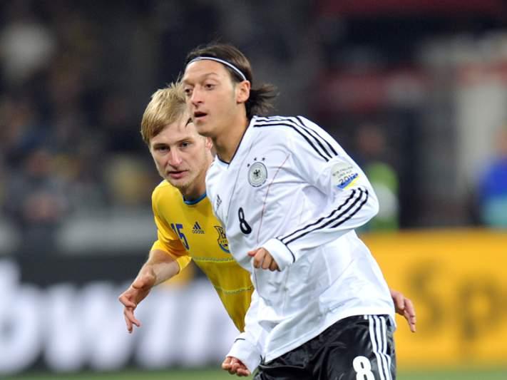 Ozil não se contenta com o segundo lugar no Euro2012
