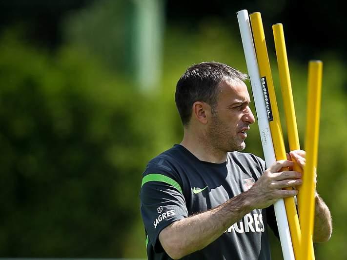 Paulo Bento comemora três anos à frente da Seleção