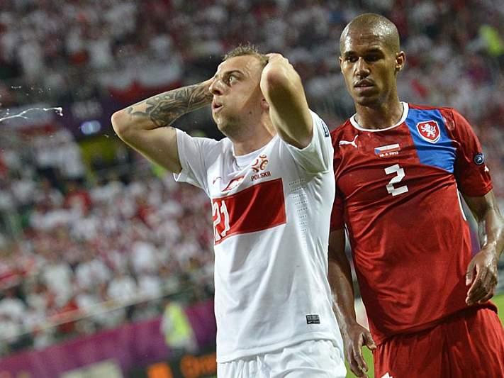 República Checa tira Polónia do Euro