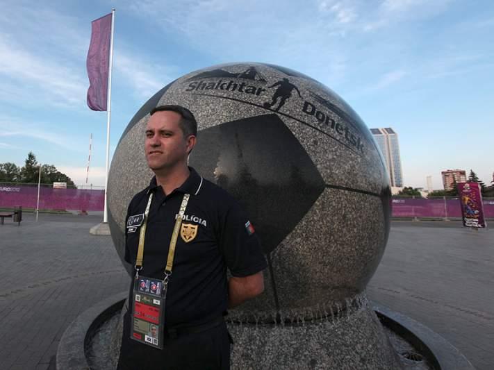 Cuidado com a extorsão em Donetsk