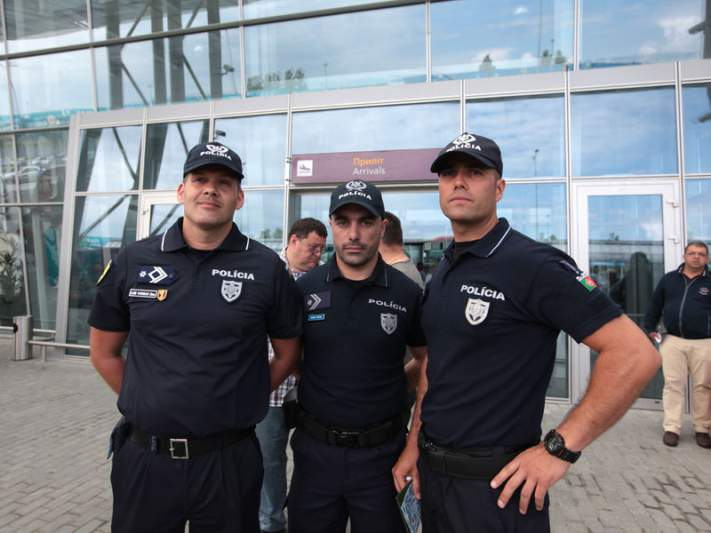 PSP em Lviv à espera de portugueses