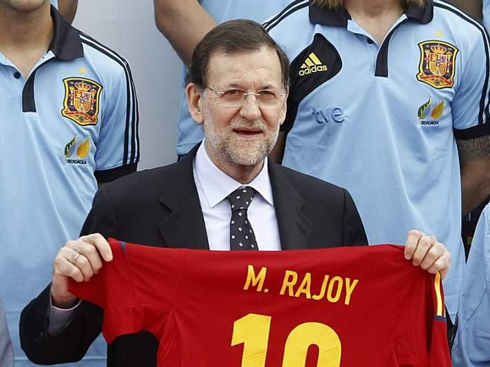 Rajoy mantém viagem à Polónia no domingo para acompanhar seleção