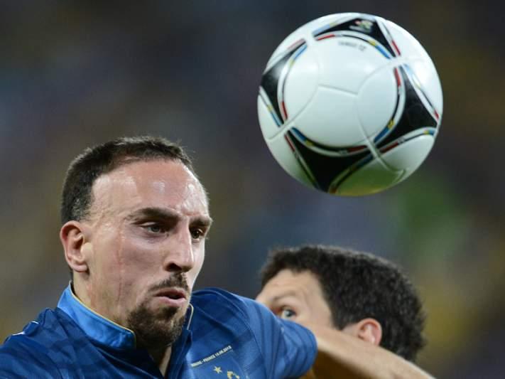 Ribéry é a terceira personalidade mais odiada