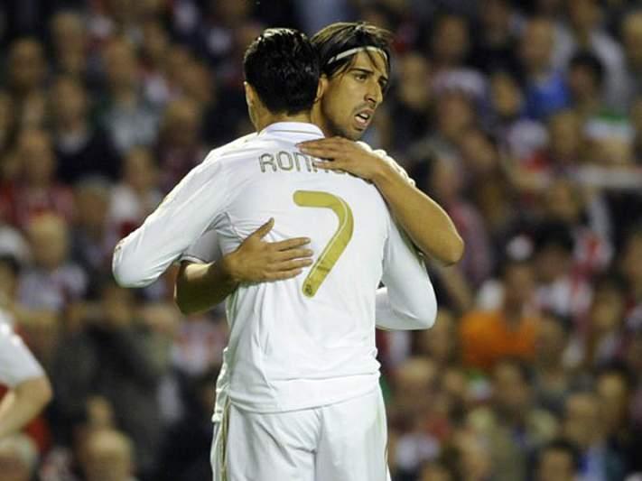Khedira descontente com o Real Madrid