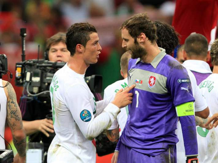 Ronaldo junta-se a Nuno Gomes no pódio dos goleadores
