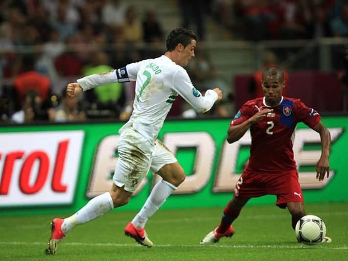 Ronaldo eleito o Homem do Jogo