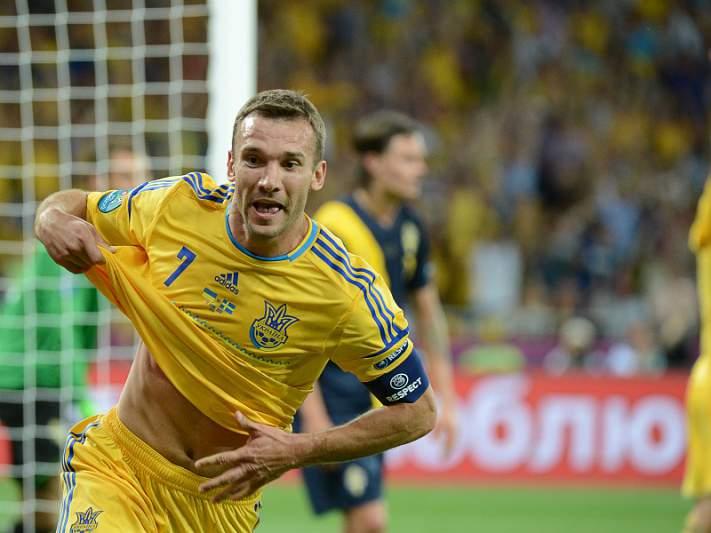 Ucrânia suspira por Shevchenko