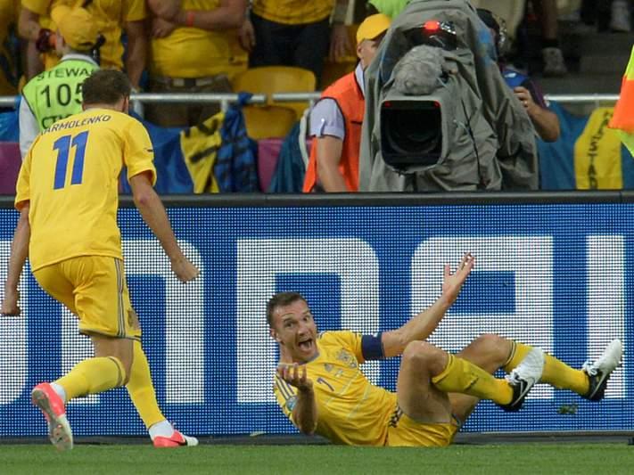 Shevchenko regressa aos treinos