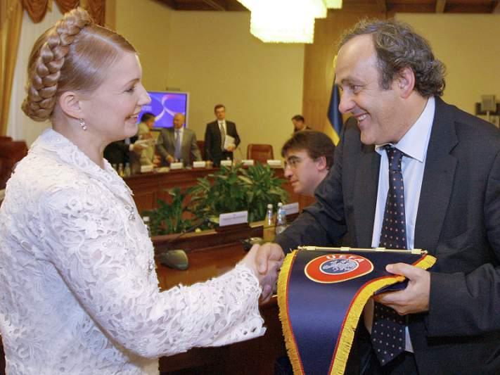 Adiada análise de recurso de Timochenko para depois do Euro2012