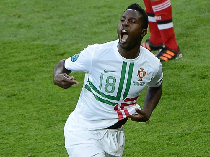 Varela estreia-se a marcar num campeonato da Europa