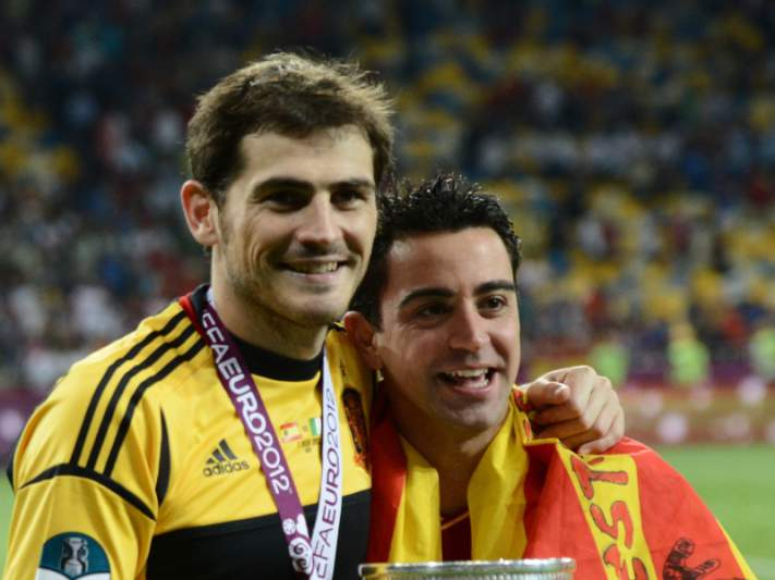 Pai de Xavi conta que Casillas teve problemas com Mourinho