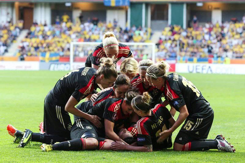 Alemanha vence Suécia