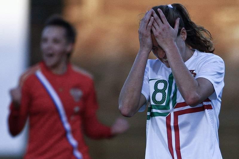 Portugal perde frente à Rússia