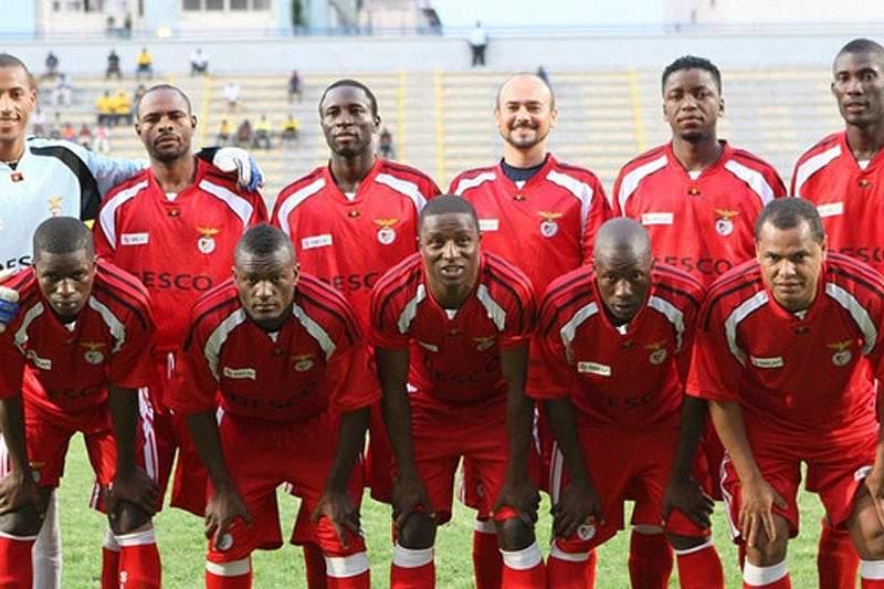 Benfica de Luanda joga pela manutenção da liderança