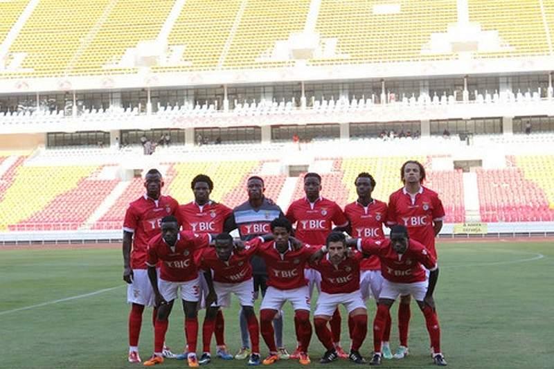 Benfica de Luanda vence e assume liderança do Girabola
