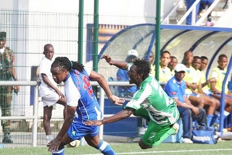 Bravos e Benfica de Luanda dividem pontos