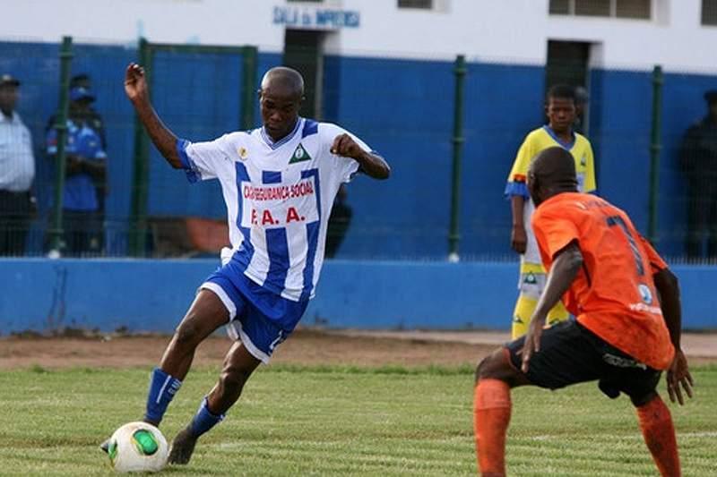 FC Bravos do Maquis vence Benfica do Lubango