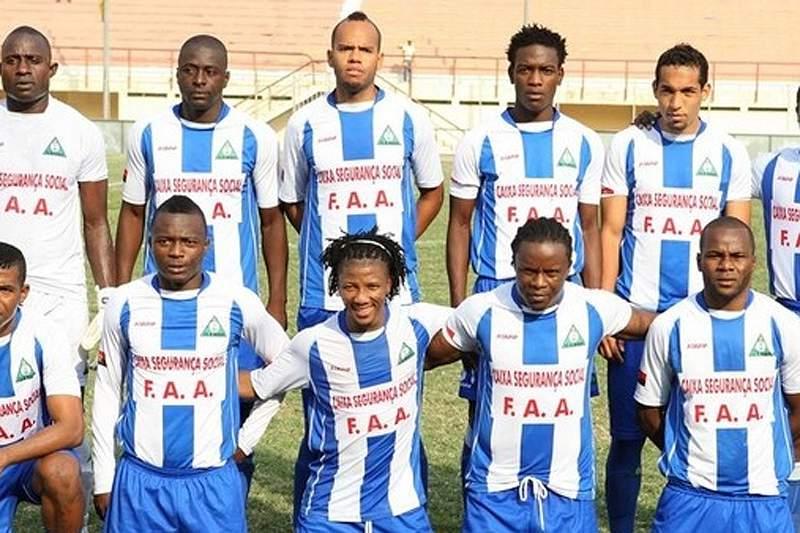Jogadores motivados para jogo com Benfica de Luanda