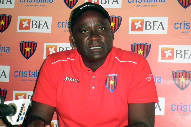 Romeu Filemon vai treinar o Benfica de Luanda