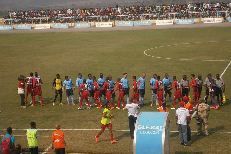 Libolo dá 7-0 e pode ser campeão este domingo