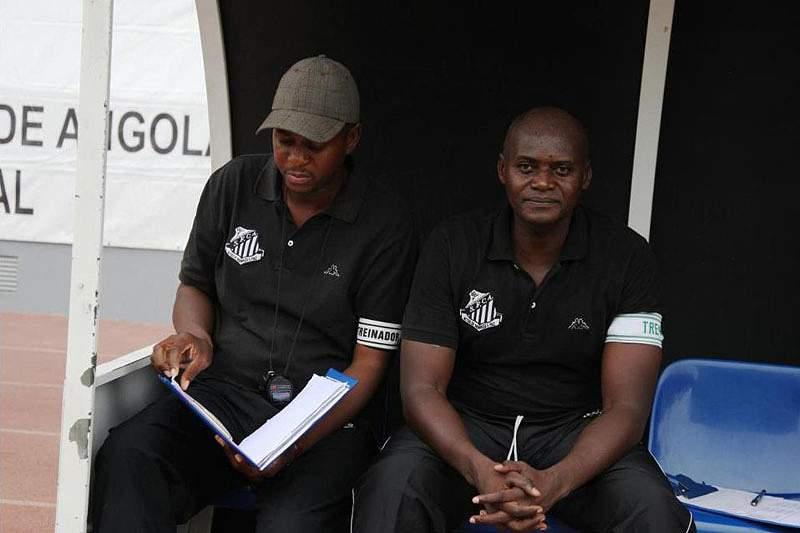 Técnico do Santos FC considera justo empate com Libolo